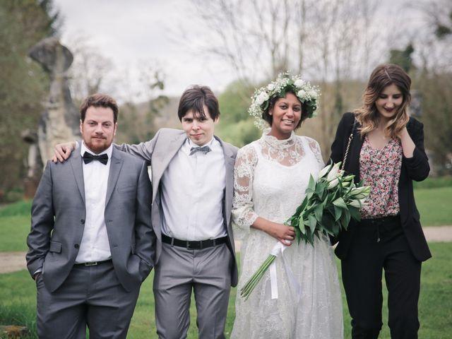 Le mariage de Bertrand et Jazz à Chessy, Seine-et-Marne 76