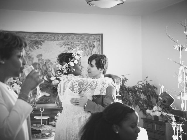 Le mariage de Bertrand et Jazz à Chessy, Seine-et-Marne 89