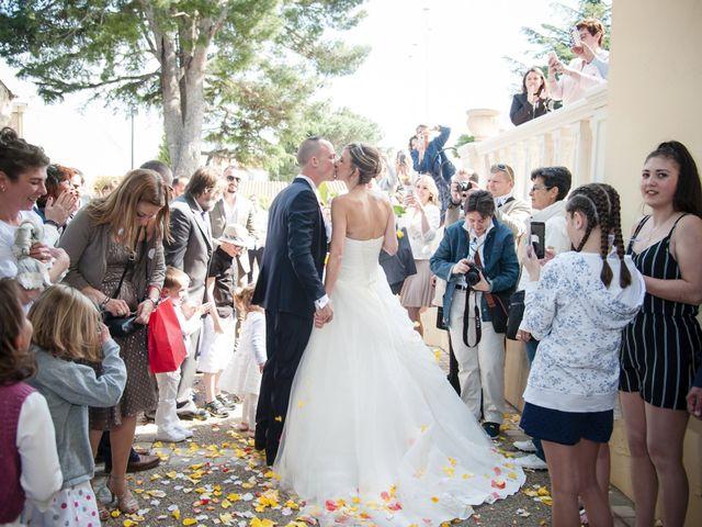 Le mariage de Nicolas et Elodie à Pézilla-la-Rivière, Pyrénées-Orientales 24
