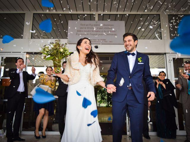 Le mariage de Benjamin et Valéria à Nantes, Loire Atlantique 4