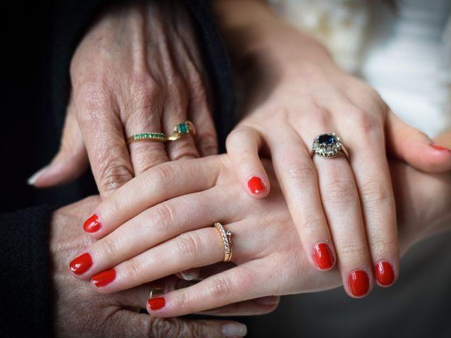 Le mariage de Benjamin et Valéria à Nantes, Loire Atlantique 7
