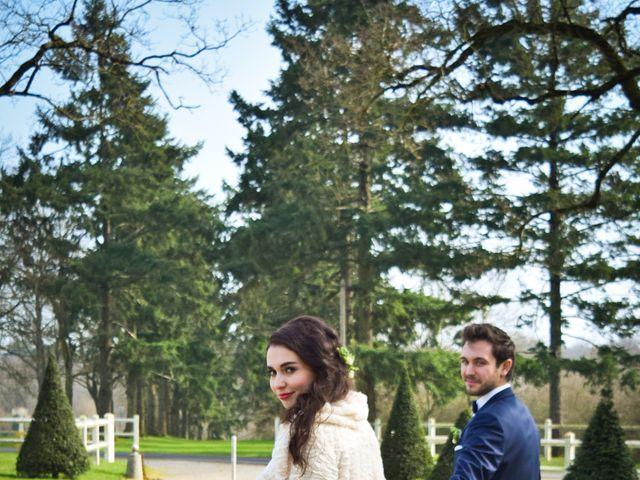Le mariage de Benjamin et Valéria à Nantes, Loire Atlantique 14