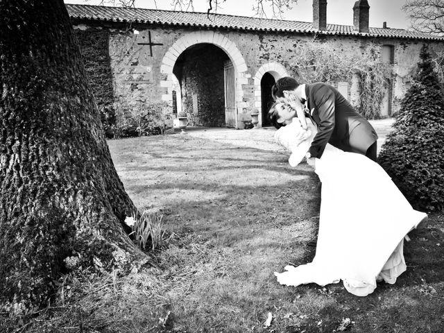 Le mariage de Benjamin et Valéria à Nantes, Loire Atlantique 15