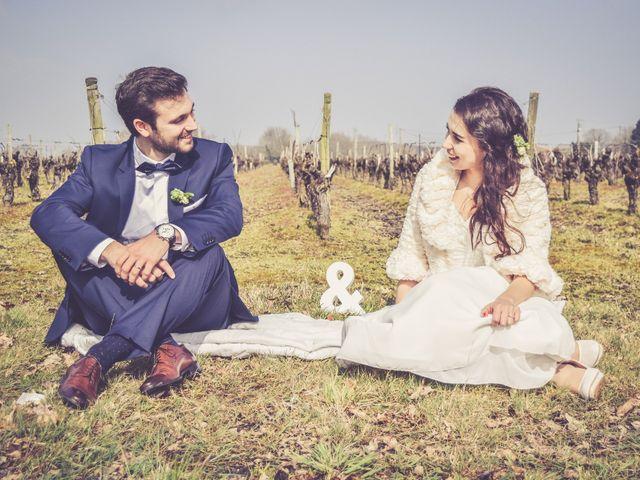 Le mariage de Benjamin et Valéria à Nantes, Loire Atlantique 17