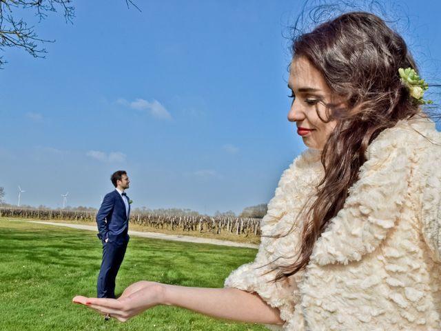 Le mariage de Benjamin et Valéria à Nantes, Loire Atlantique 19