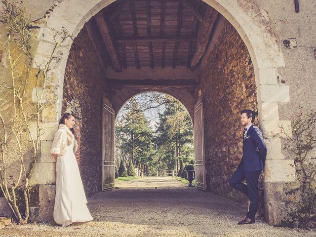 Le mariage de Benjamin et Valéria à Nantes, Loire Atlantique 20