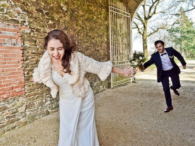 Le mariage de Benjamin et Valéria à Nantes, Loire Atlantique 21