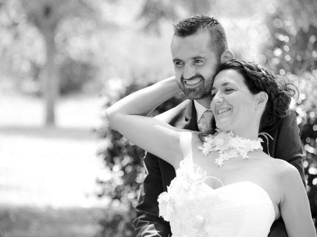 Le mariage de Raphaël et Carène à Saint-Étienne-sur-Chalaronne, Ain 18