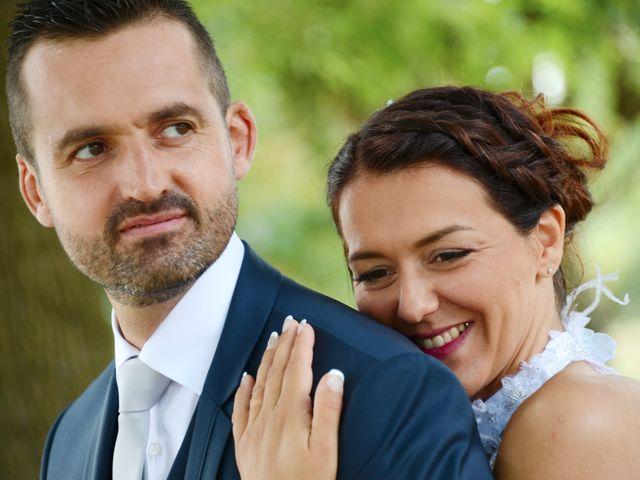 Le mariage de Raphaël et Carène à Saint-Étienne-sur-Chalaronne, Ain 22