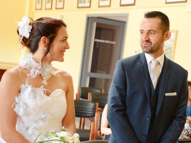 Le mariage de Raphaël et Carène à Saint-Étienne-sur-Chalaronne, Ain 25