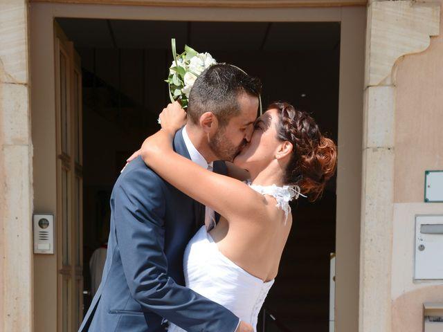 Le mariage de Raphaël et Carène à Saint-Étienne-sur-Chalaronne, Ain 31