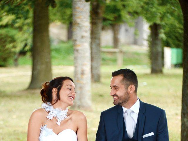 Le mariage de Raphaël et Carène à Saint-Étienne-sur-Chalaronne, Ain 37