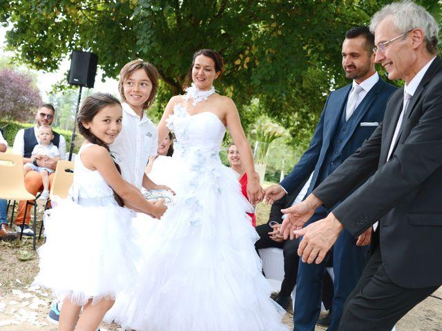 Le mariage de Raphaël et Carène à Saint-Étienne-sur-Chalaronne, Ain 42