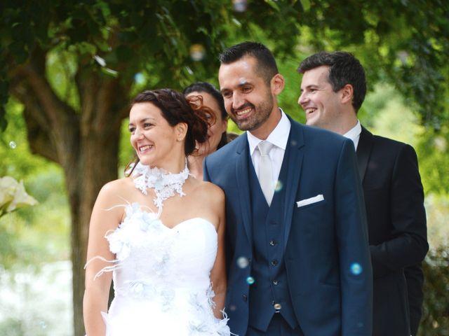 Le mariage de Raphaël et Carène à Saint-Étienne-sur-Chalaronne, Ain 44