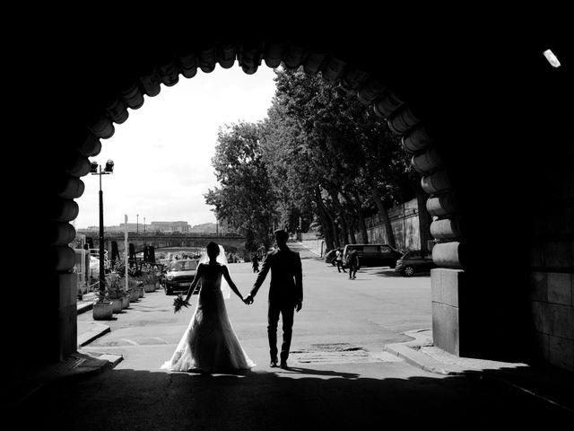 Le mariage de Houcine et Lilia à Saint-Denis, Deux-Sèvres 9