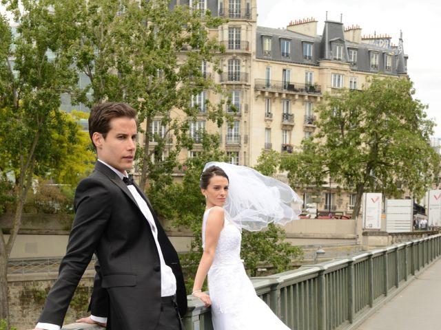 Le mariage de Houcine et Lilia à Saint-Denis, Deux-Sèvres 16