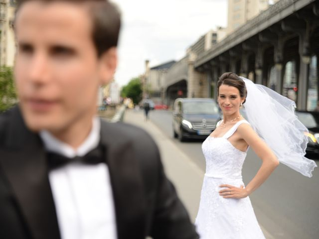 Le mariage de Houcine et Lilia à Saint-Denis, Deux-Sèvres 17