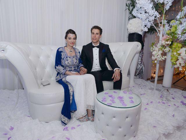 Le mariage de Houcine et Lilia à Saint-Denis, Deux-Sèvres 19