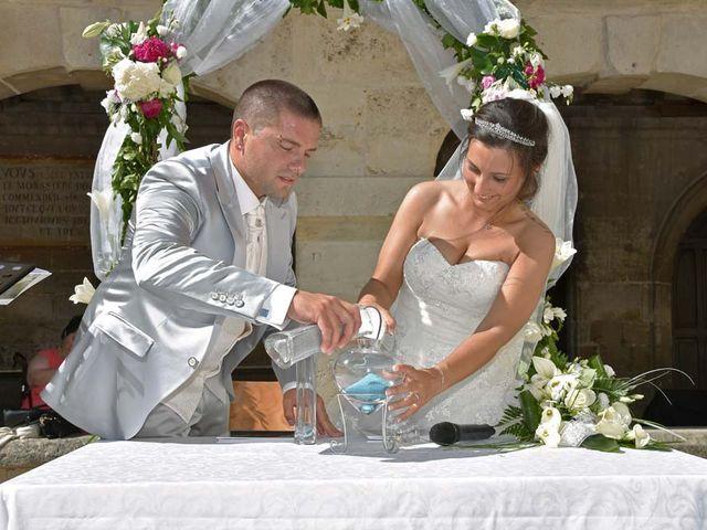 Le mariage de Andréa et Benjamin