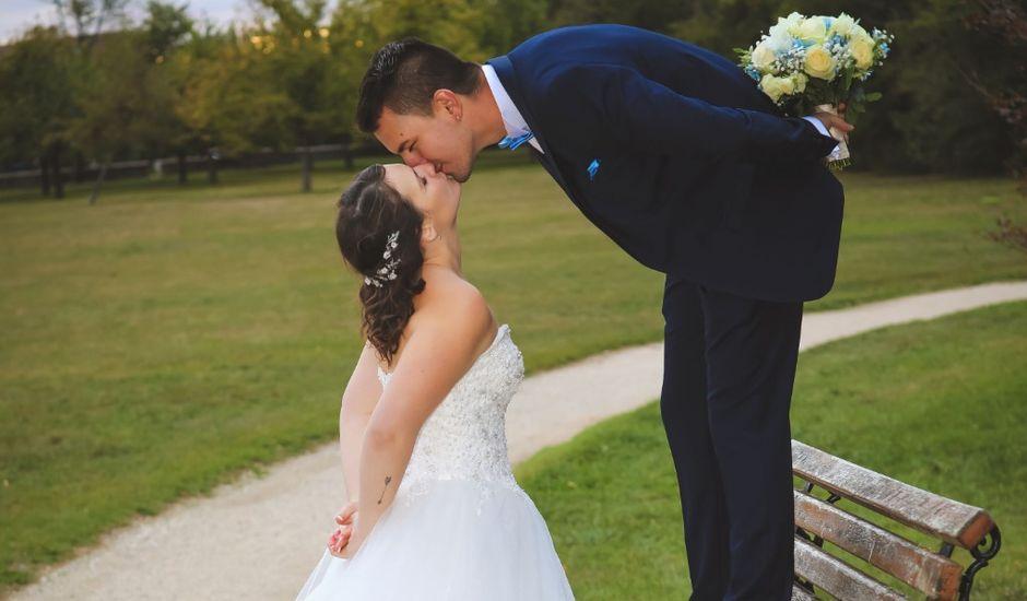 Le mariage de Guilherme  et Marjeleine  à Saclay, Essonne