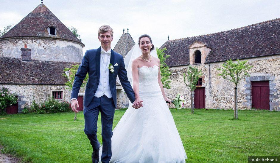 Le mariage de pierre et st phanie louveciennes yvelines for A voir yvelines