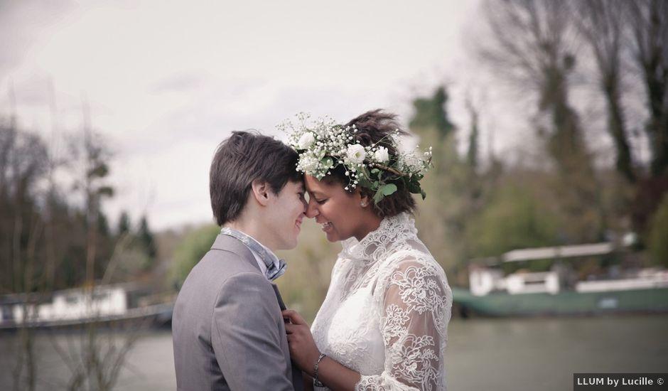 Le mariage de Bertrand et Jazz à Chessy, Seine-et-Marne