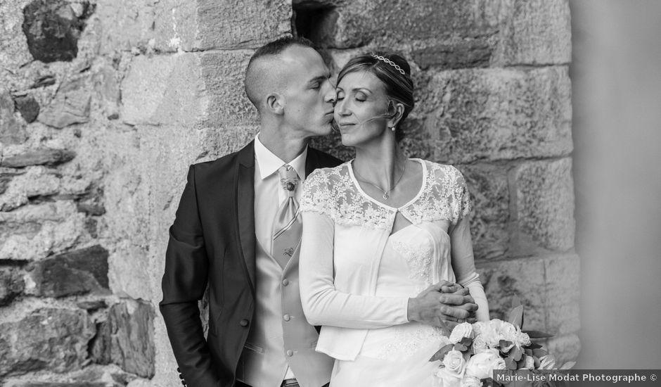 Le mariage de Nicolas et Elodie à Pézilla-la-Rivière, Pyrénées-Orientales
