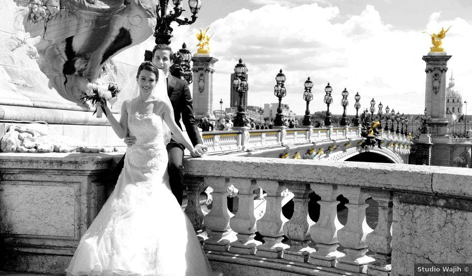 Le mariage de Houcine et Lilia à Saint-Denis, Deux-Sèvres