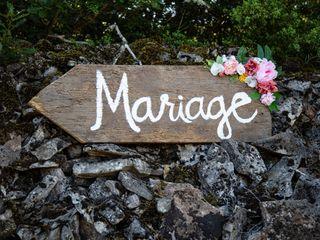 Le mariage de Mariana et Thibaut 1