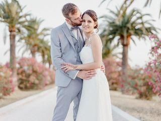 Le mariage de Sewssen et Romain