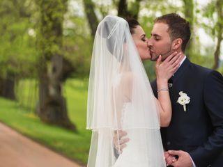 Le mariage de Tania et Luca