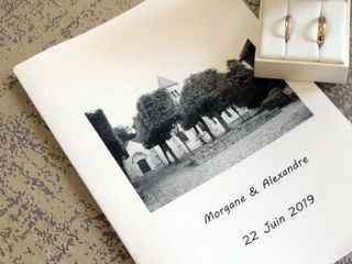 Le mariage de Morgane et Alexandre 1