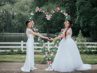 Le mariage de Marion et  Rita