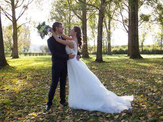 Le mariage de Elise et Aurélien