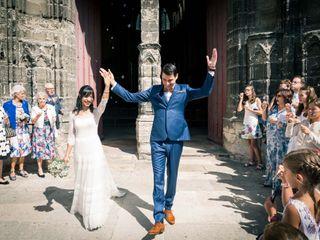 Le mariage de Salima et Julien