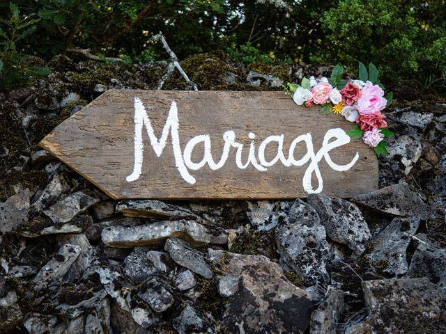 Le mariage de Thibaut et Mariana à Millau, Aveyron 1