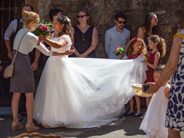 Le mariage de Thibaut et Mariana à Millau, Aveyron 3