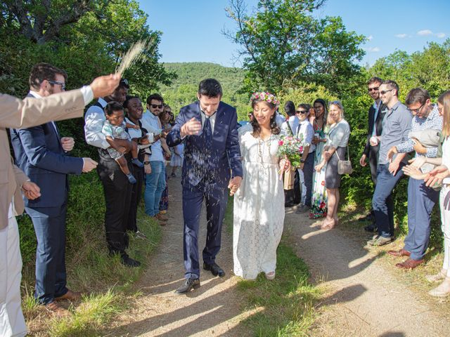 Le mariage de Thibaut et Mariana à Millau, Aveyron 4
