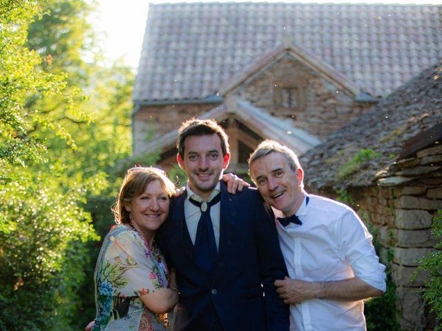 Le mariage de Thibaut et Mariana à Millau, Aveyron 9