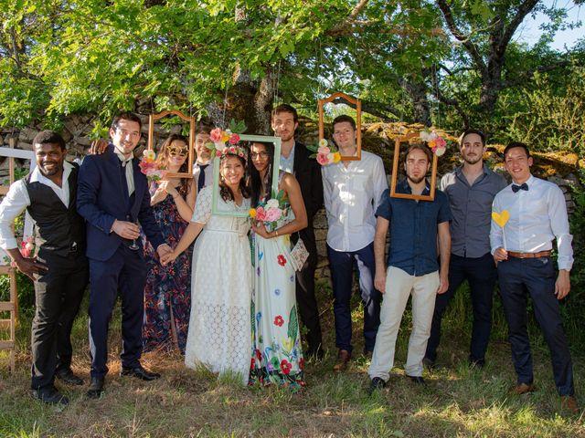 Le mariage de Thibaut et Mariana à Millau, Aveyron 10