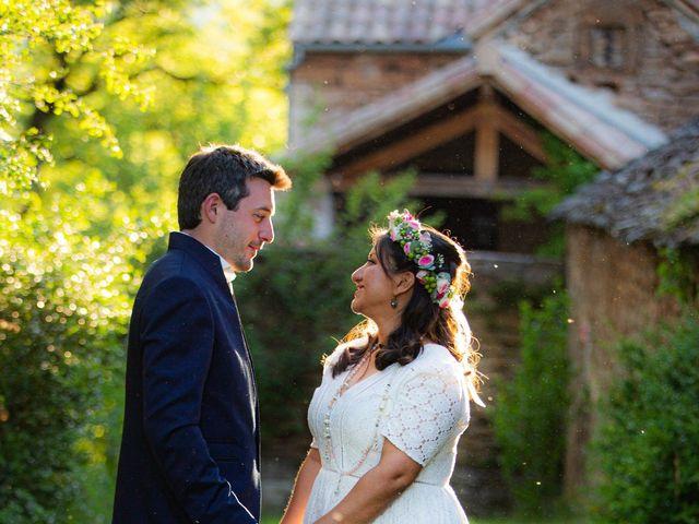 Le mariage de Thibaut et Mariana à Millau, Aveyron 11