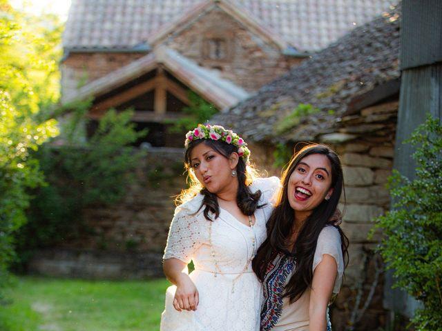 Le mariage de Thibaut et Mariana à Millau, Aveyron 13