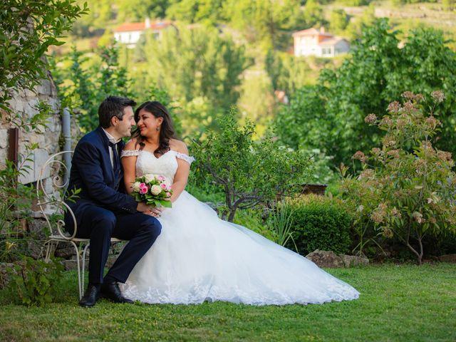 Le mariage de Thibaut et Mariana à Millau, Aveyron 19