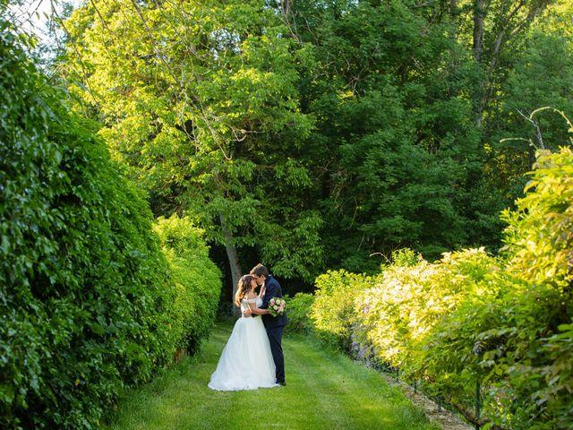 Le mariage de Thibaut et Mariana à Millau, Aveyron 20