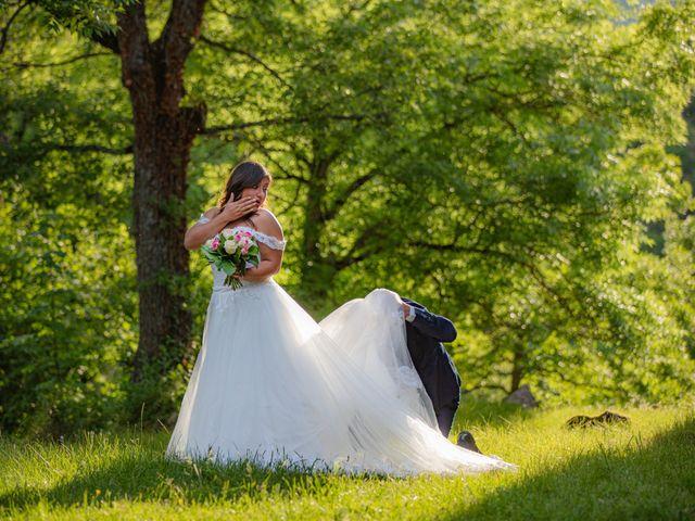 Le mariage de Thibaut et Mariana à Millau, Aveyron 22