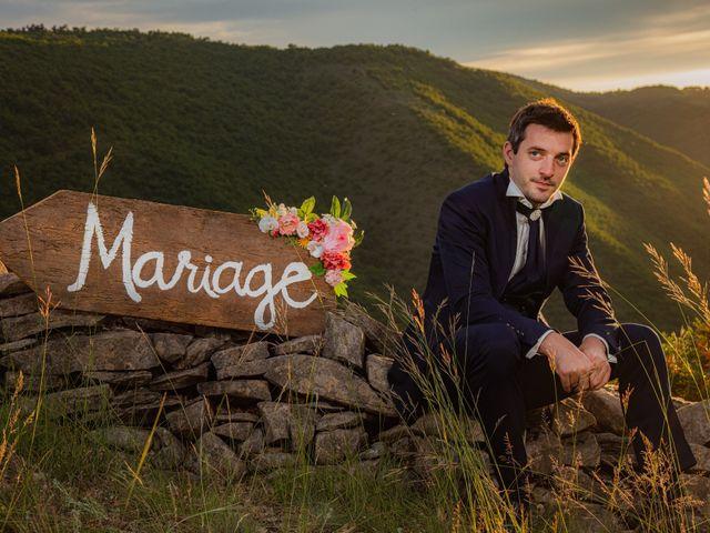 Le mariage de Thibaut et Mariana à Millau, Aveyron 25