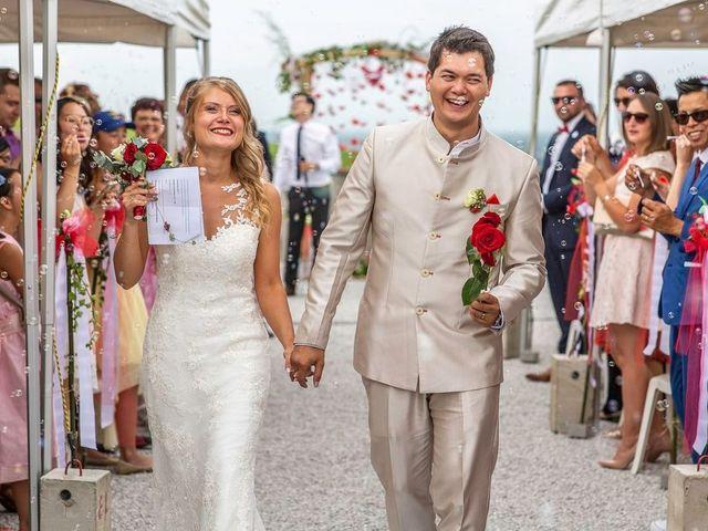 Le mariage de Sandy et Richard