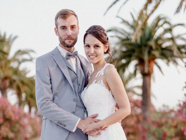 Le mariage de Romain et Sewssen à Hyères, Var 6
