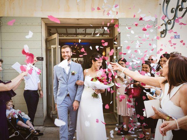 Le mariage de Romain et Sewssen à Hyères, Var 16
