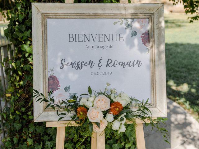 Le mariage de Romain et Sewssen à Hyères, Var 17